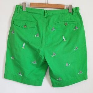 Polo by Ralph Lauren Shorts - Polo Ralph Lauren Surf Shark Green Shorts
